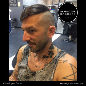 best beard barber UAE