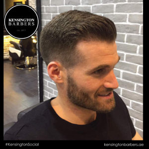 best beard barber dubai
