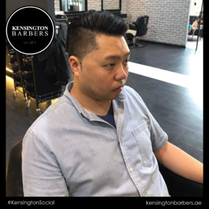 Professional Haircut in Dubai Marina