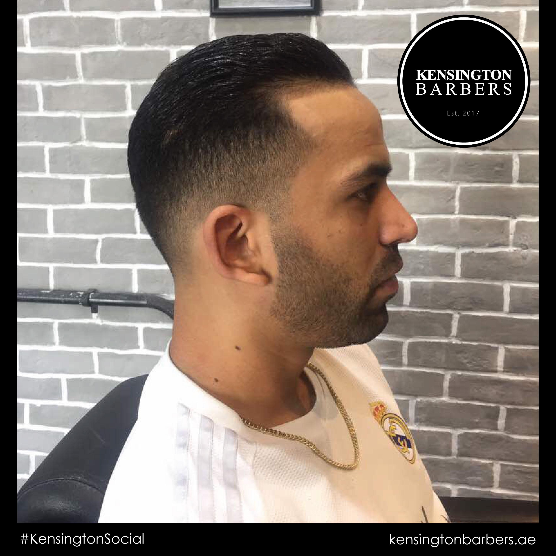 Professional Male Hair Dresser Dubai