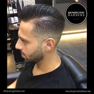Dubai Marina best barber shop