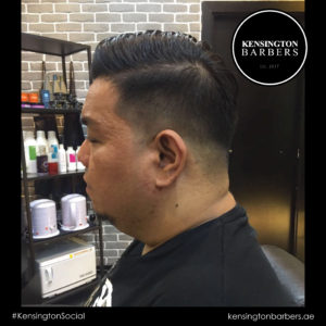 Professional Male Hair Dresser Dubai Marina