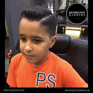 Professional Male Haircut in Dubai Marina