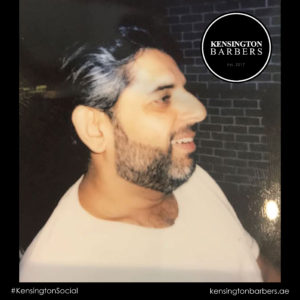 Professional Male Hair Dresser in Dubai