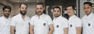 Team Kensington Barbers