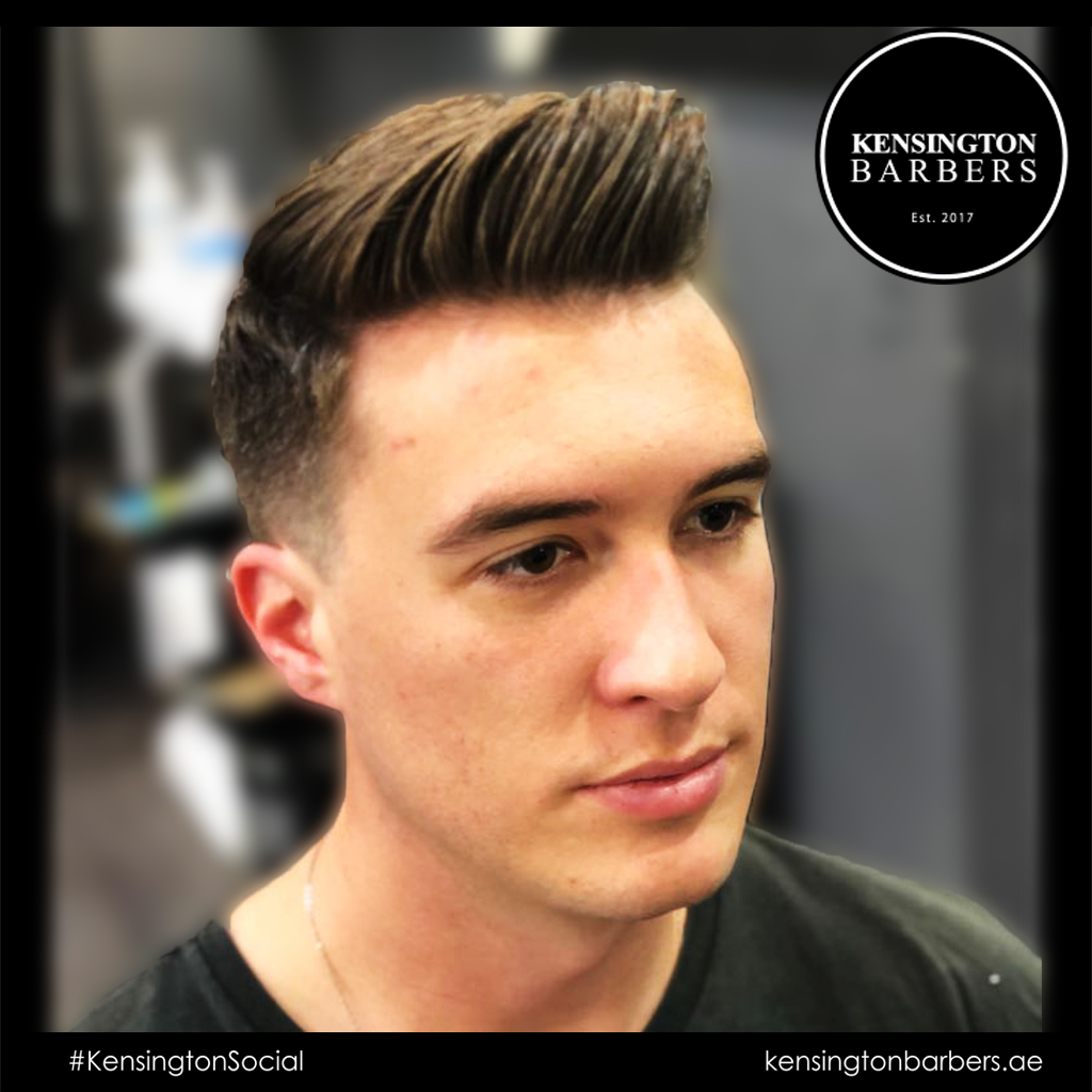 Kensington Barbers Hair Cut