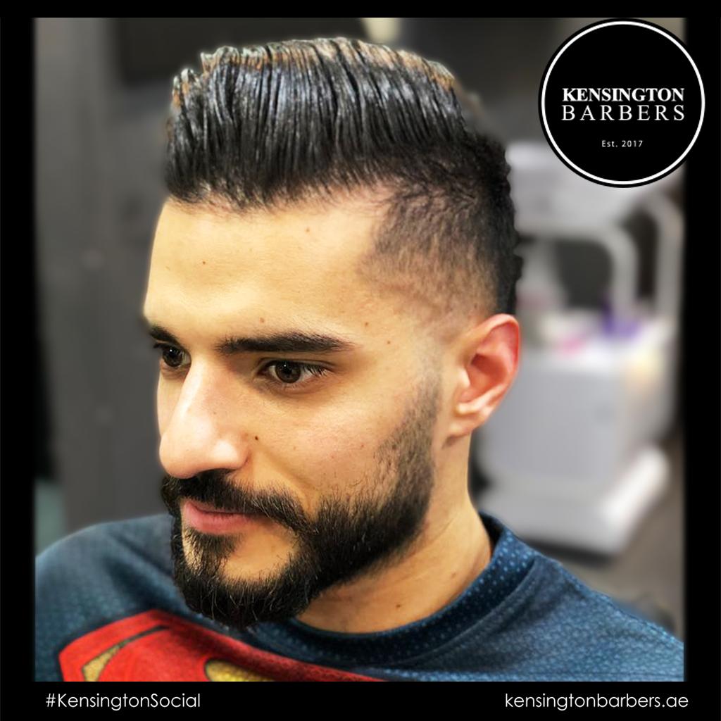 Hair Cut Kensington Barbers