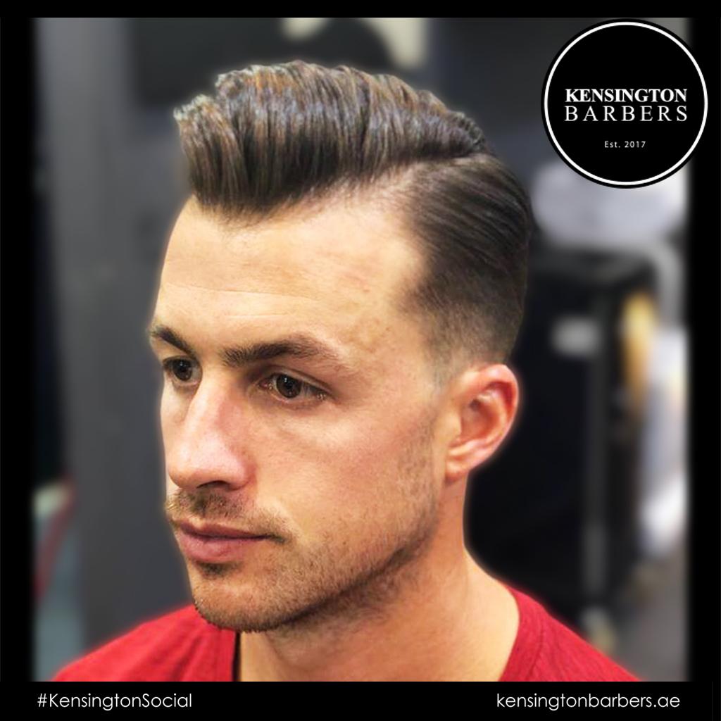 Kensington Barbers Customers Gallery