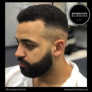 Gallery Kensington Barbers Dubai