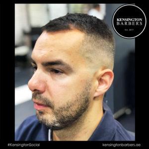 Customers Kensington Barbers