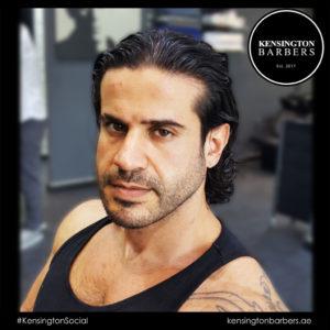 best barber in dubai marina