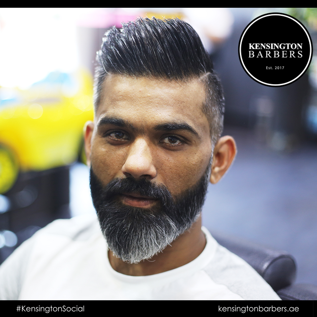 best barber shop in dubai marina